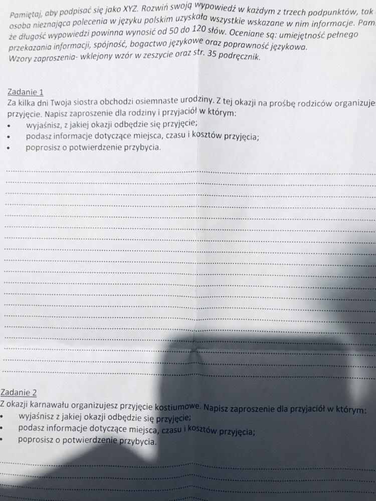 Zadanie Domowe Język Angielski Brainlypl