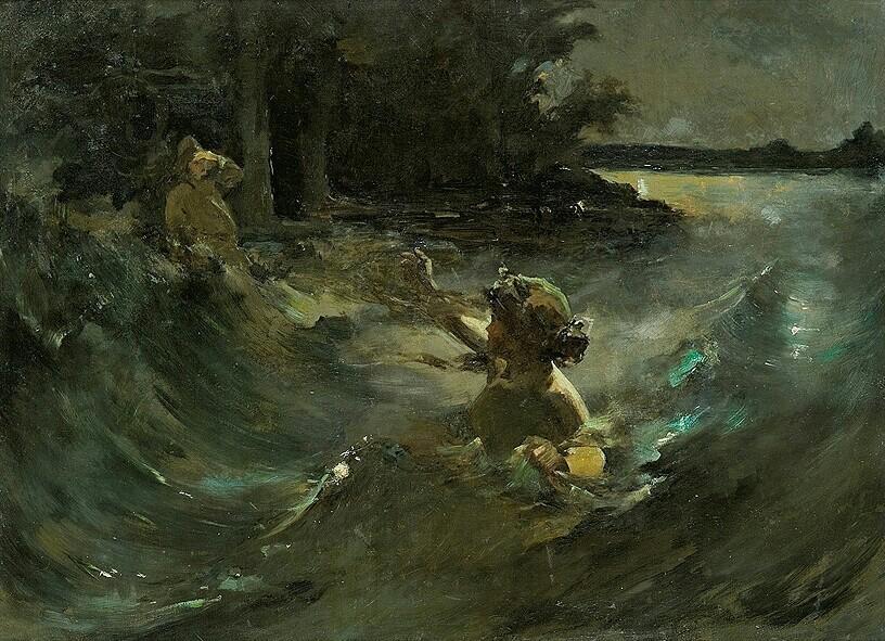 Przyjrzyj Się Ilustracji Do Ballady Adama Mickiewicza