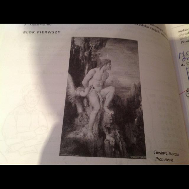 Opisz Obraz Zatytułowany Prometeuszpamiętaj Aby Przekazać