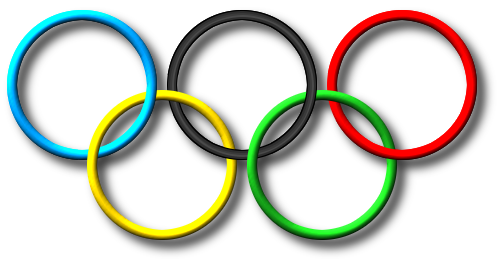 Znalezione obrazy dla zapytania symbol olimpijski
