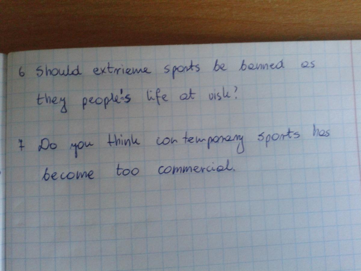 rozprawka typu opinion essay