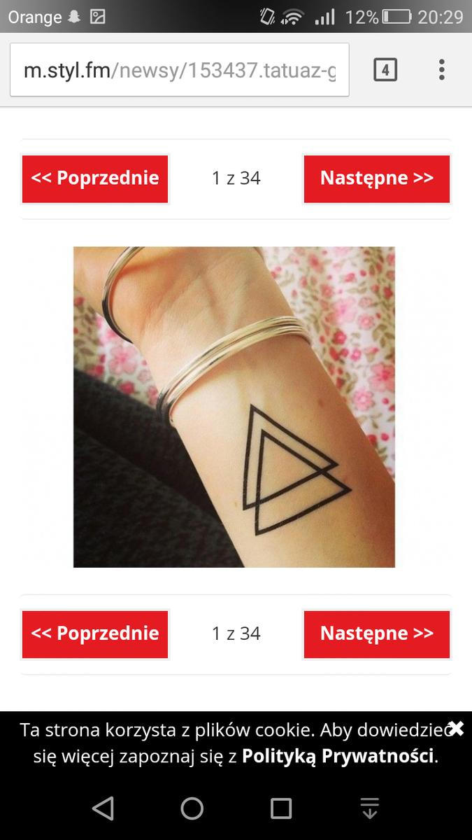 Mógł By Mi Ktoś Powiedzieć Co Oznaczają Te Tatuaże