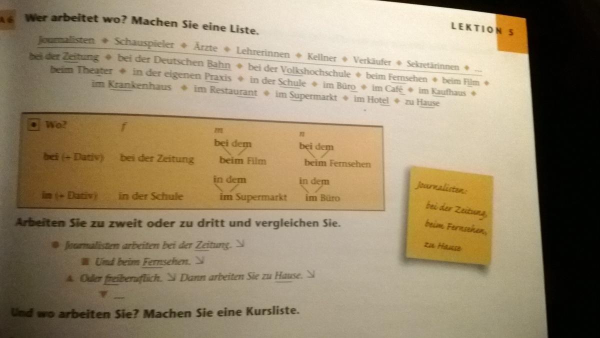 Wyt umaczy mie kto te przyimki z niemieckiego w za czniu zdj cia z mojej ksi ki to co musz for Gegen dativ oder akkusativ