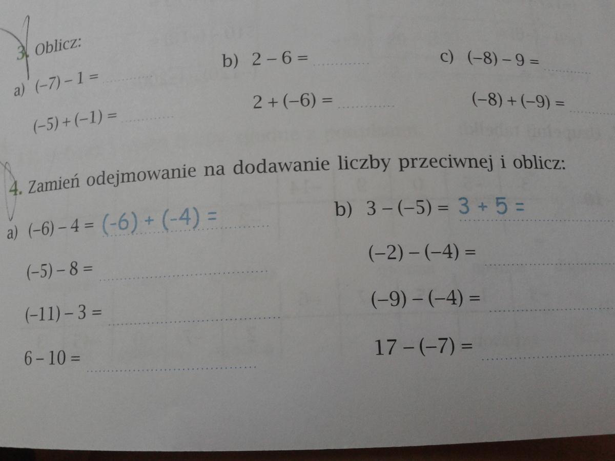 oblicz matematyka klasa 5 podręcznik