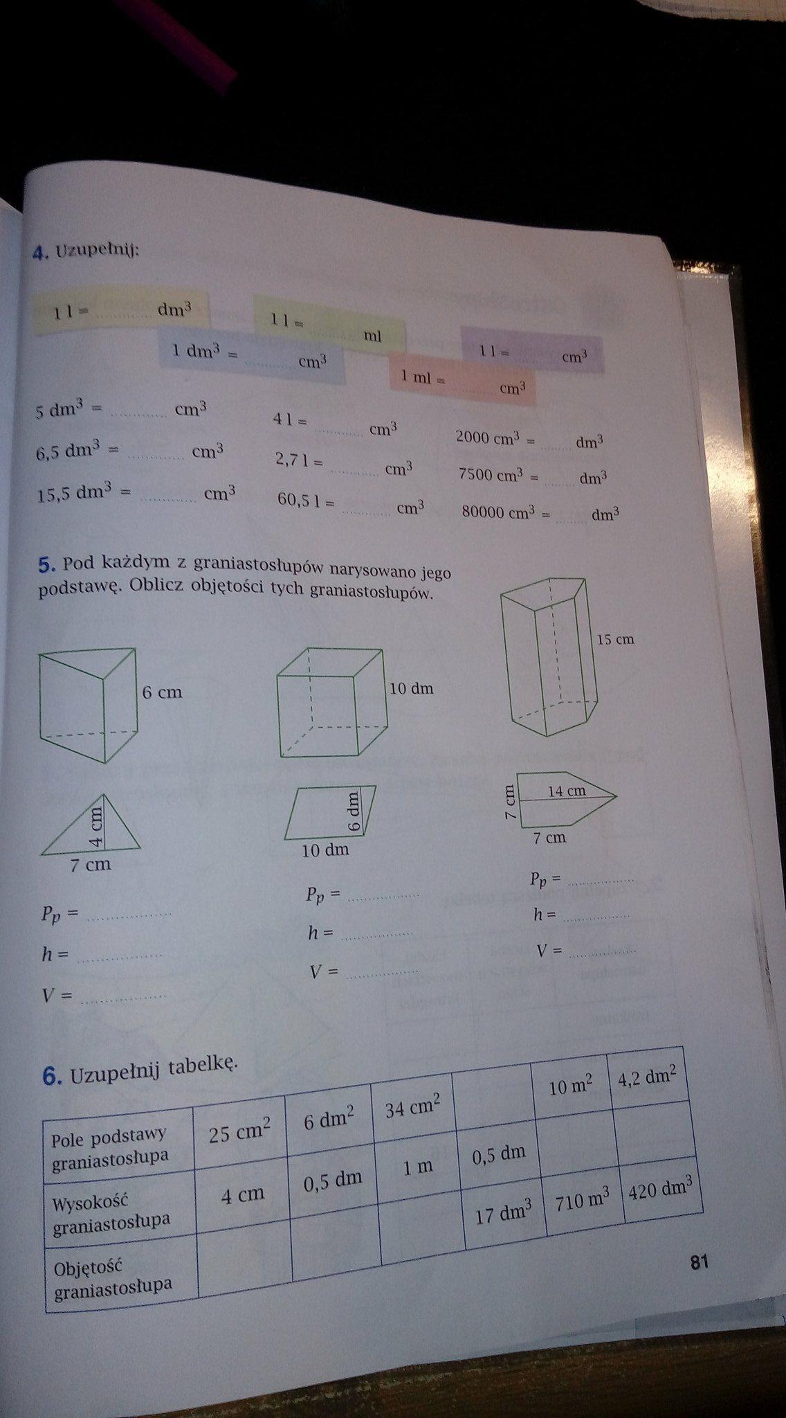 matematyka poznać zrozumieć 2 odpowiedzi