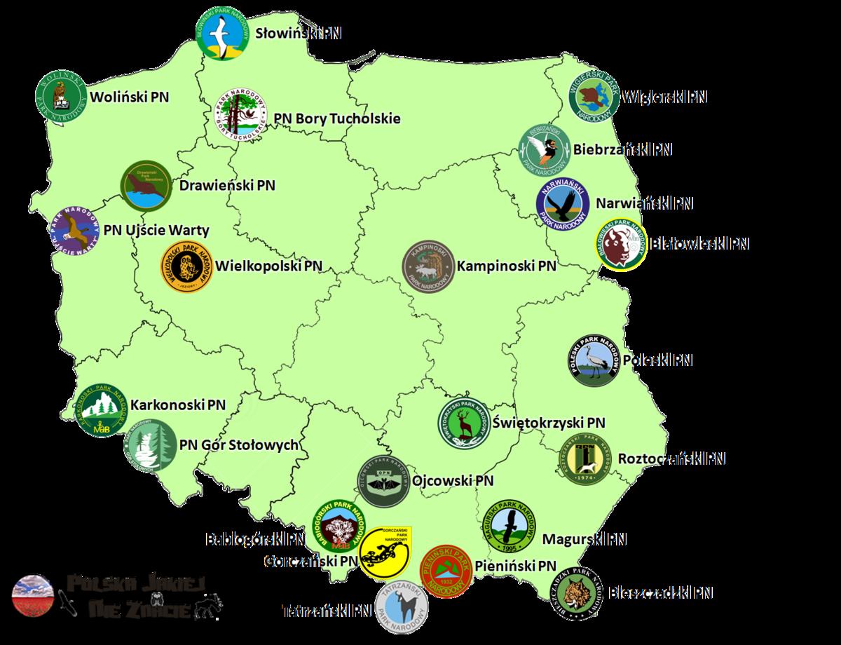 Znalezione obrazy dla zapytania: gify darmowe parki narodowe