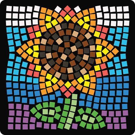 Czy Ktoś Mi Wytłumaczy Jak Zrobić Mozaikę Cyrklem I Linijką Na Kartce A4 Z Góry Bardzo Dziękuje I Brainly Pl