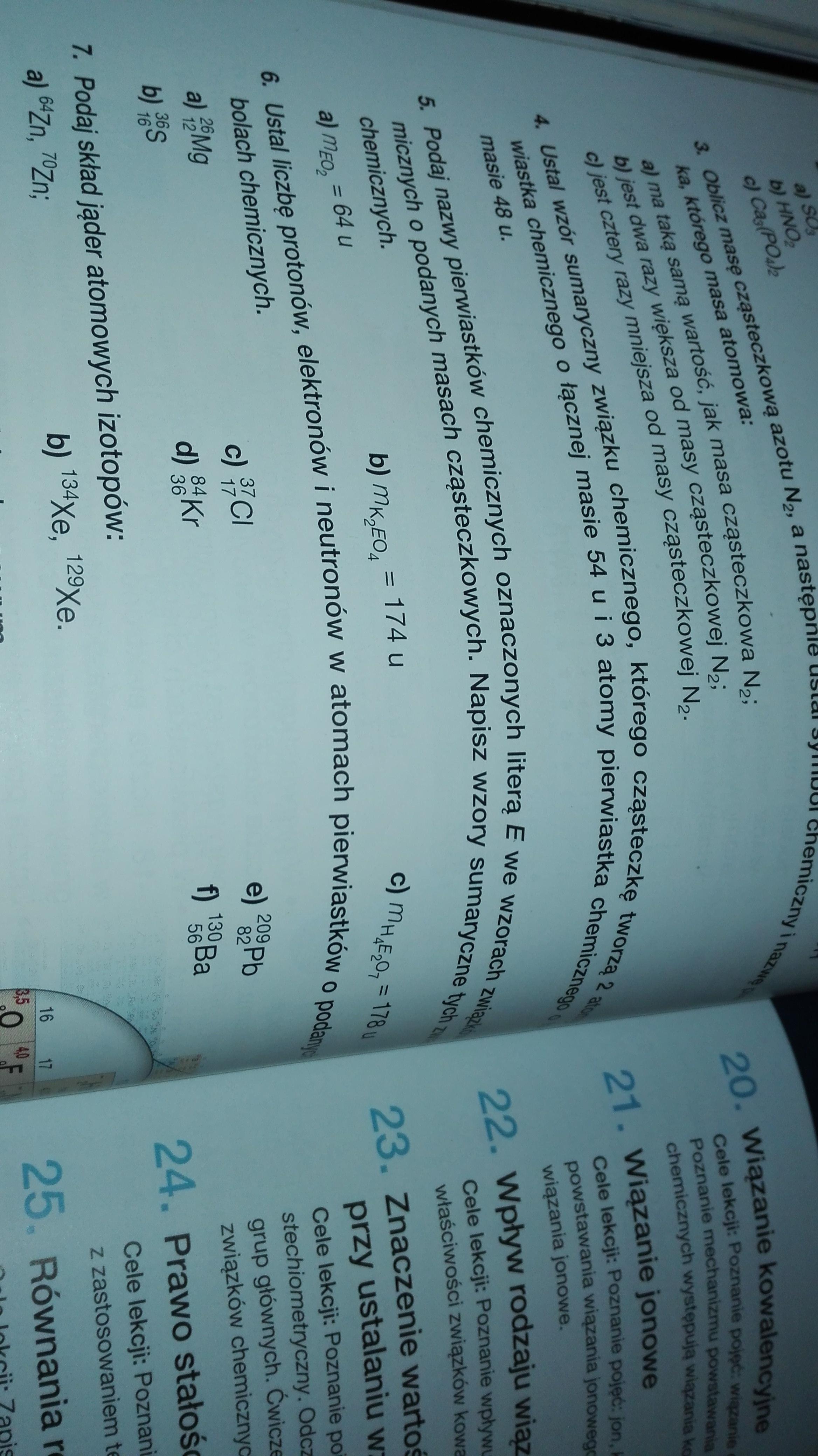 zad 2 str 102 chemia