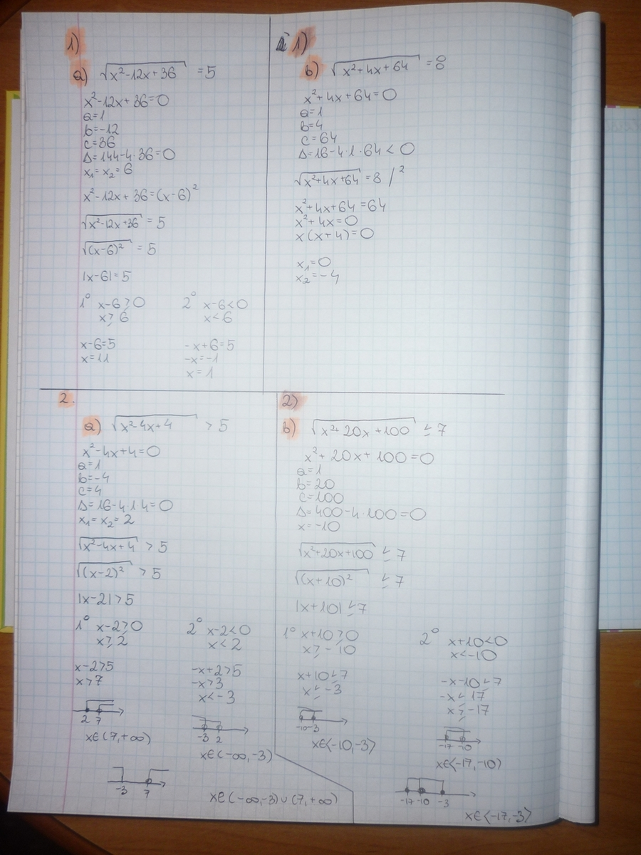how to solve 2 sqrt 8 x 5 sqrt 2