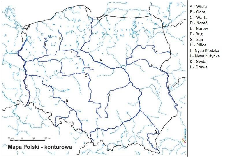 Potrzebuje Mapy Konturowej Polski Najlepiej W Zalaczniku Z