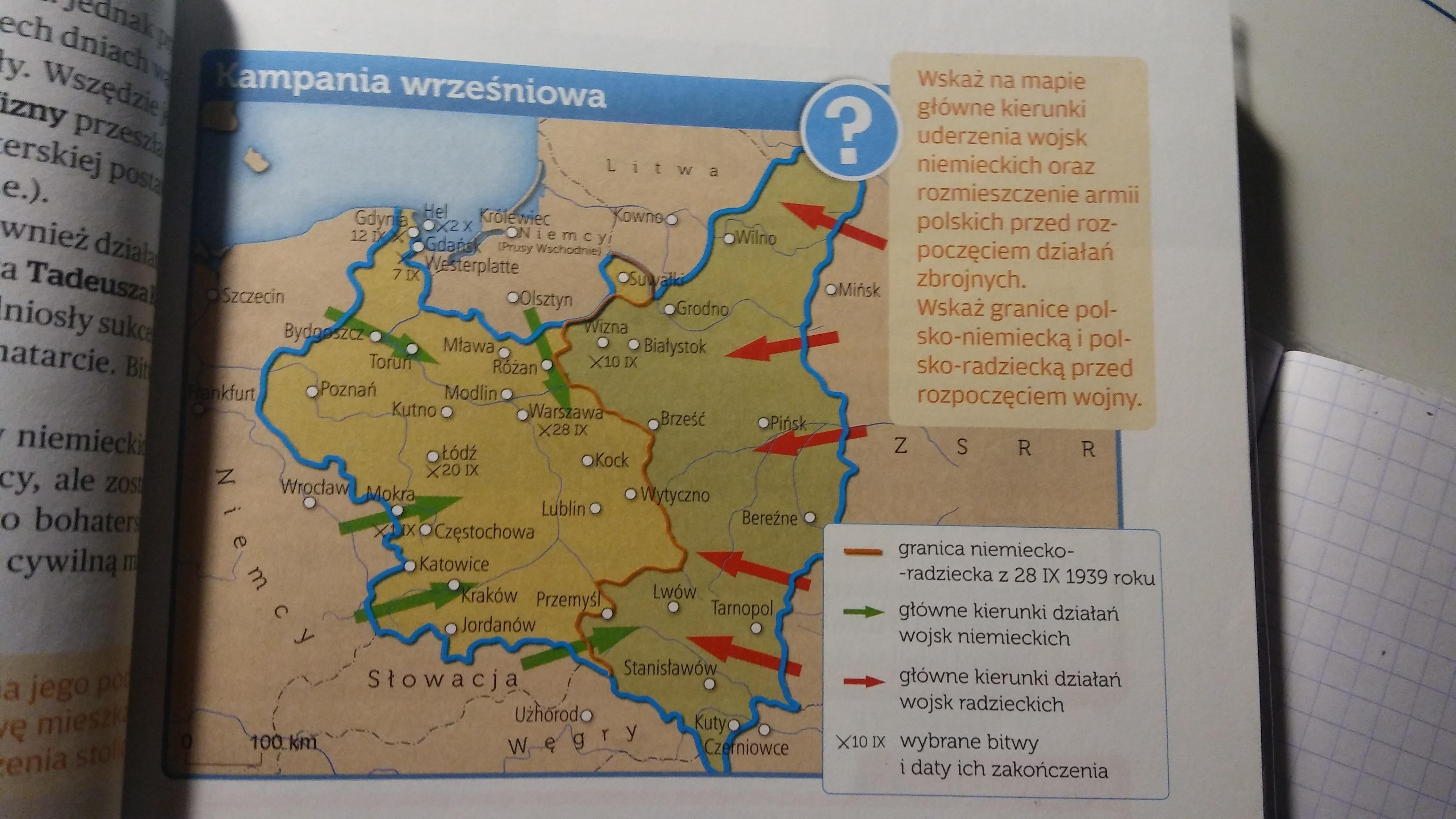 Na Podstawie Mapy Ze S 57 Zalacznik Wymien Wszystkich Sasiadow