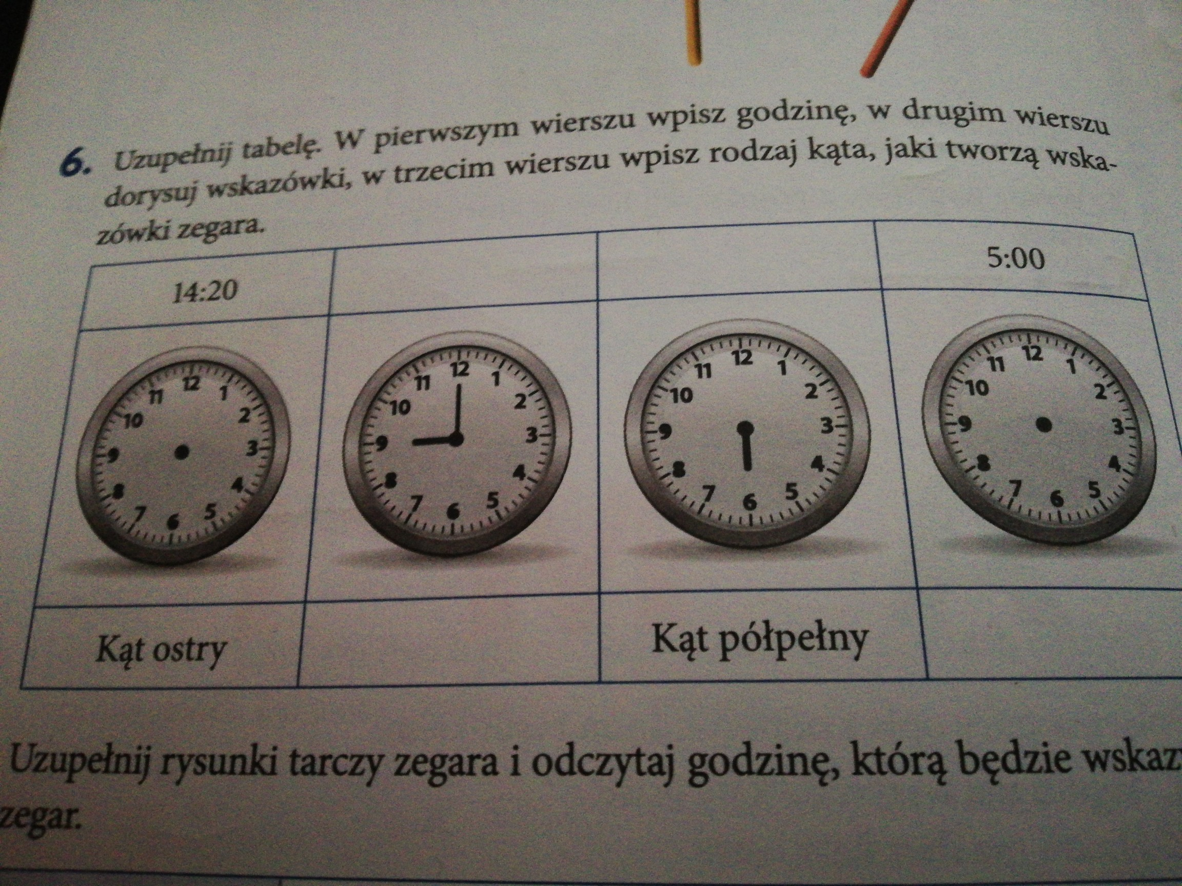 Zadanie 6 Str 108 Matematyka Klasa 4 Brainlypl
