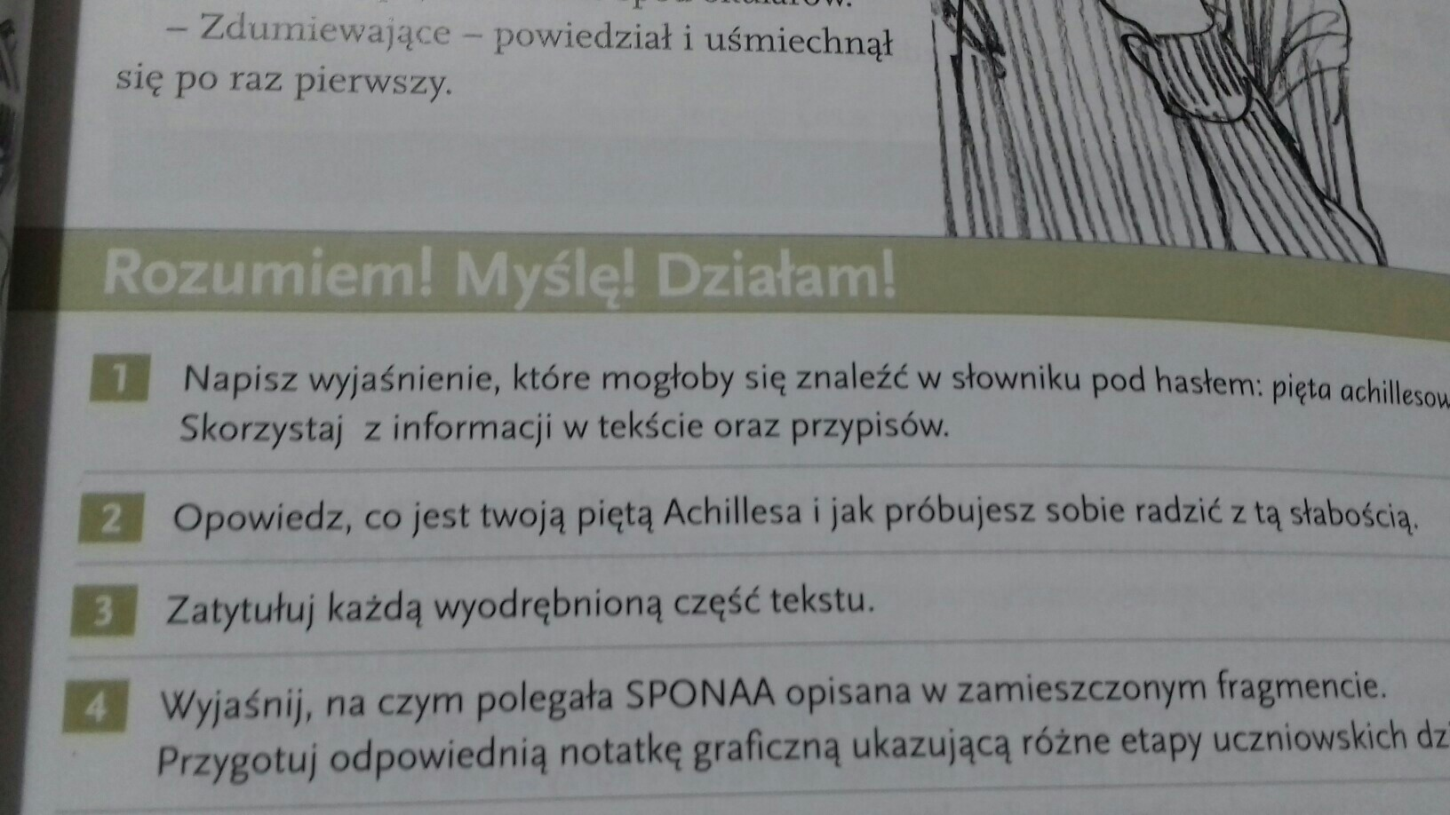 Zadanie 2 Przyjmując że Piętą Jest Polski Proszę Pls Daje