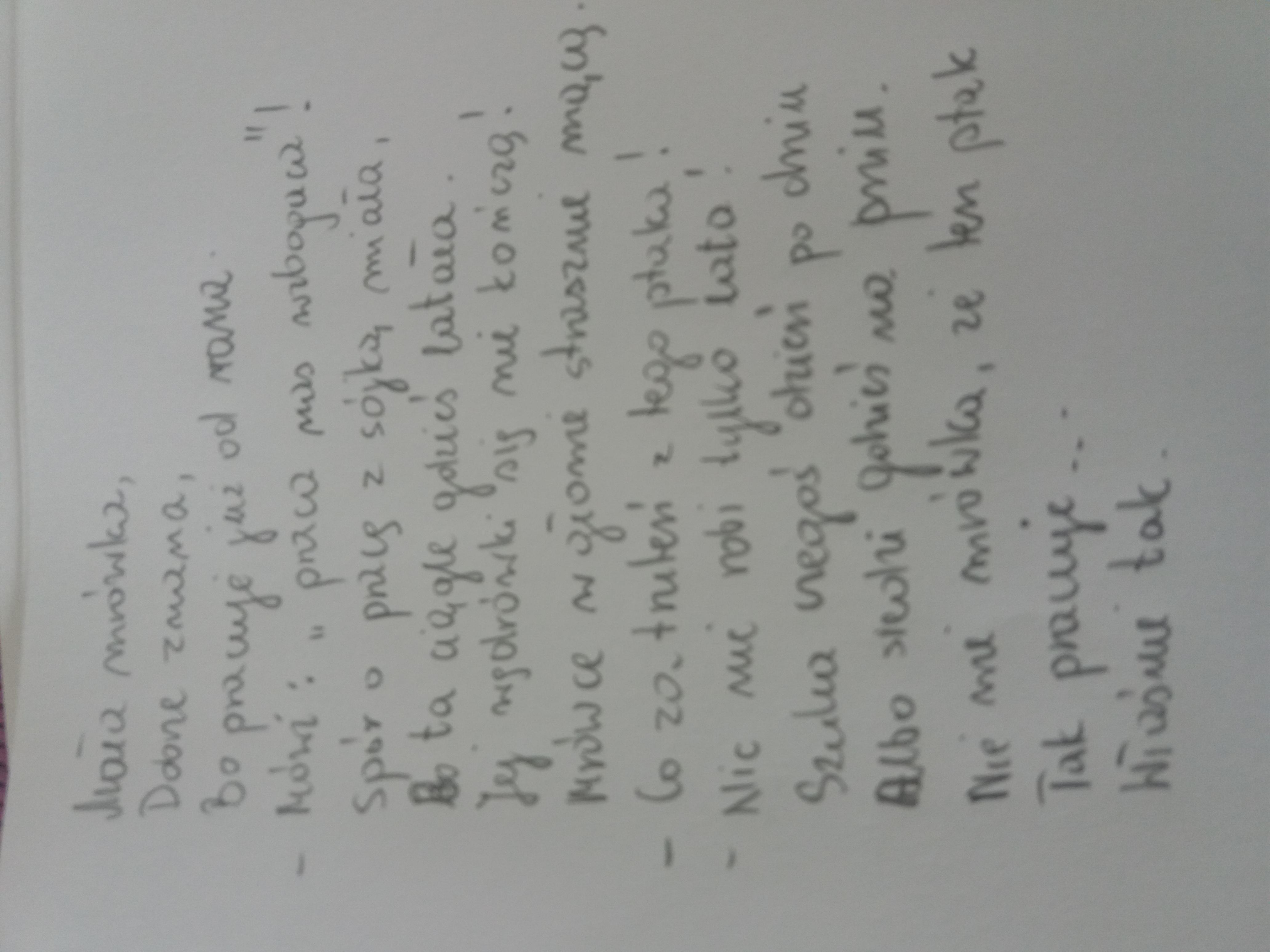 Ułóż Wiersz O Mrówce Kolejnym Symbolu Pracowitości W