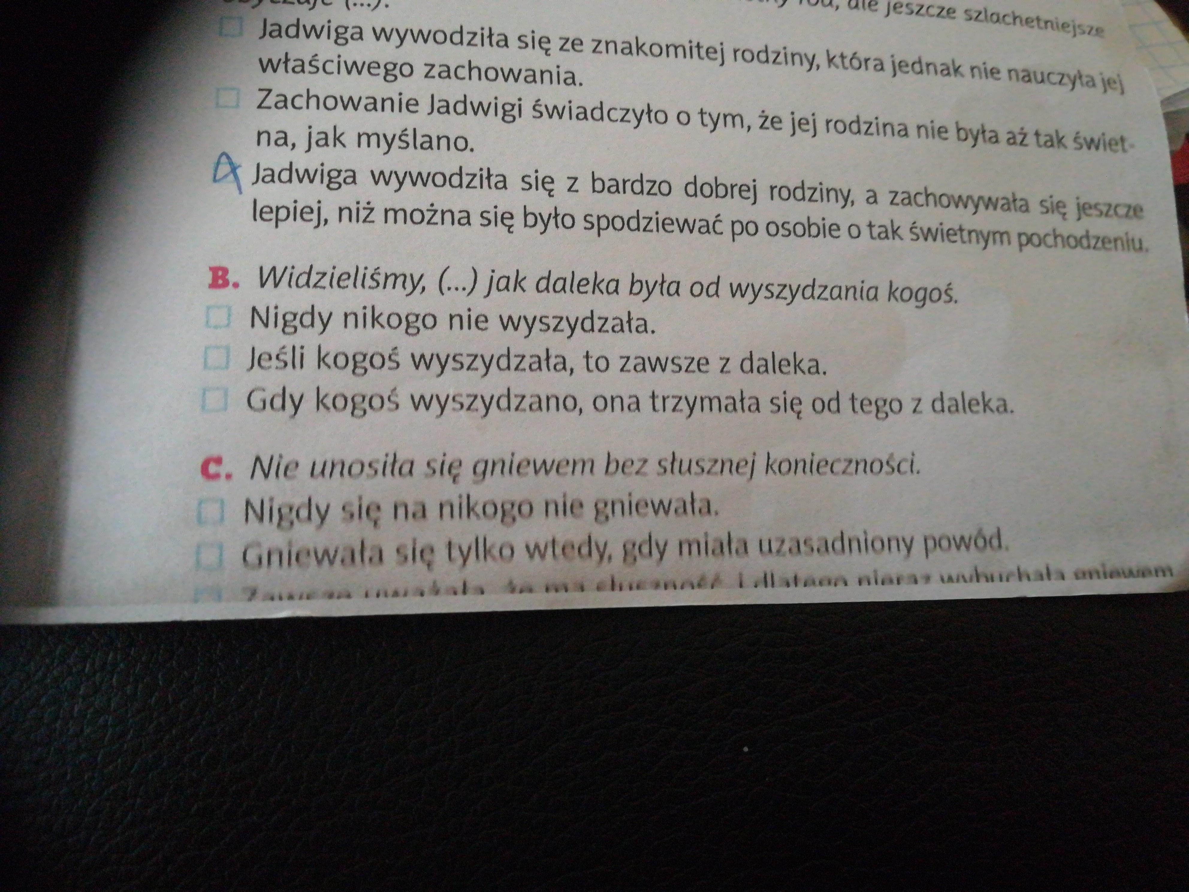 Poniżej Znajdują Się Cytaty Z Kazania Stanisława Ze